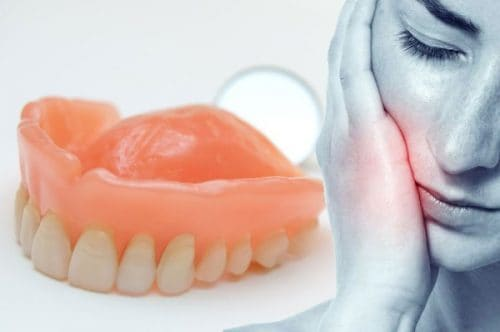 Common Problems When Transitioning To Dentures