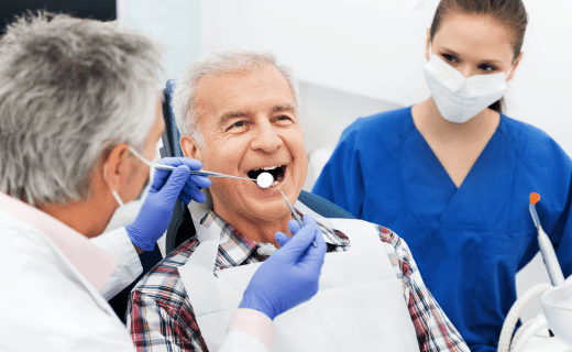 Why you shouldn't be afraid of dentists