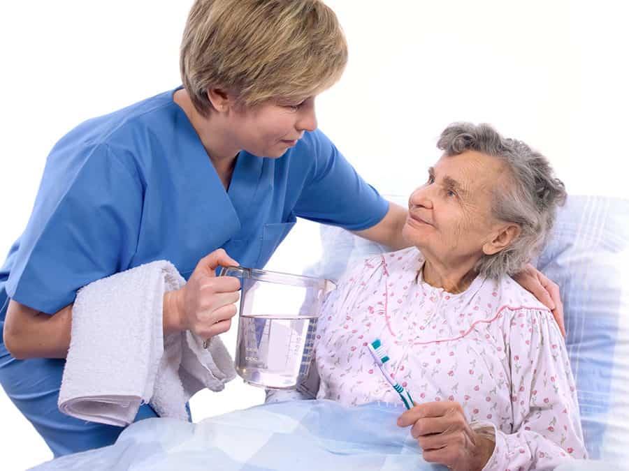 Nursing care Dublin