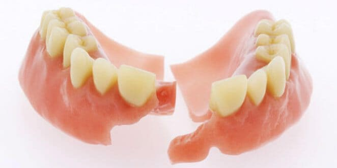 The 5 Most Common Reasons That Dentures Break