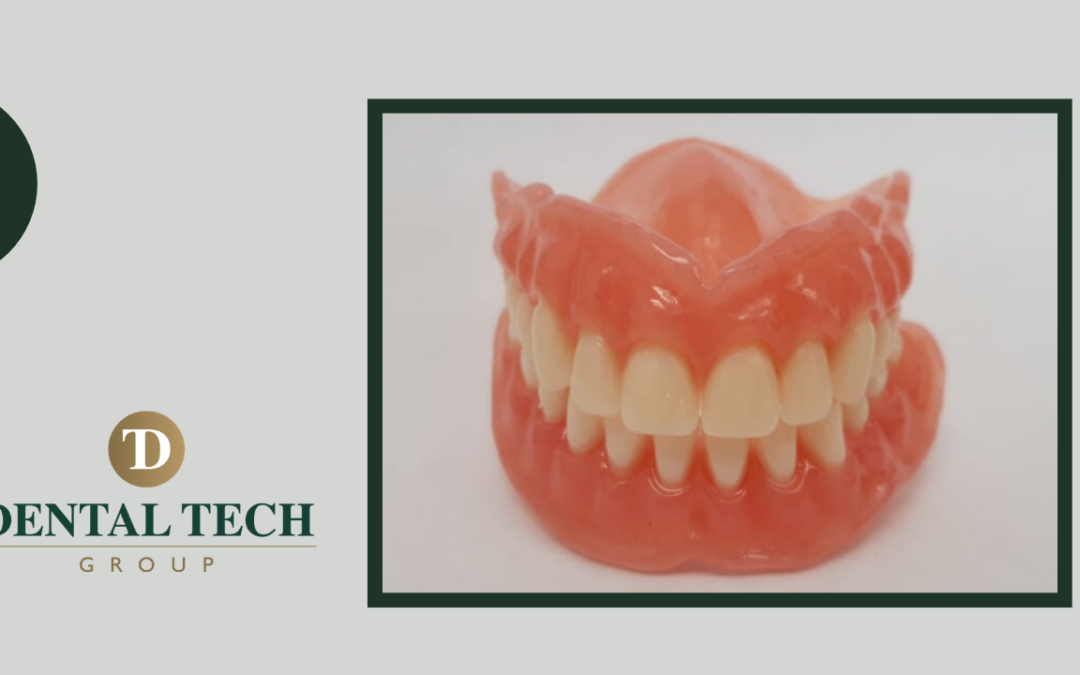 The Wear and Tear of Old Dentures