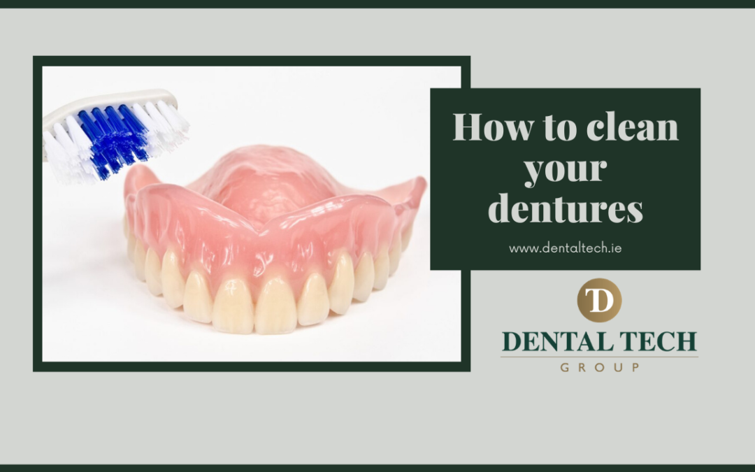 How To Clean Your Denture