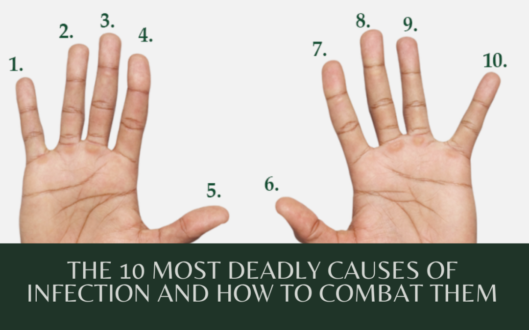 The 10 Most Deadly Causes Of Infection