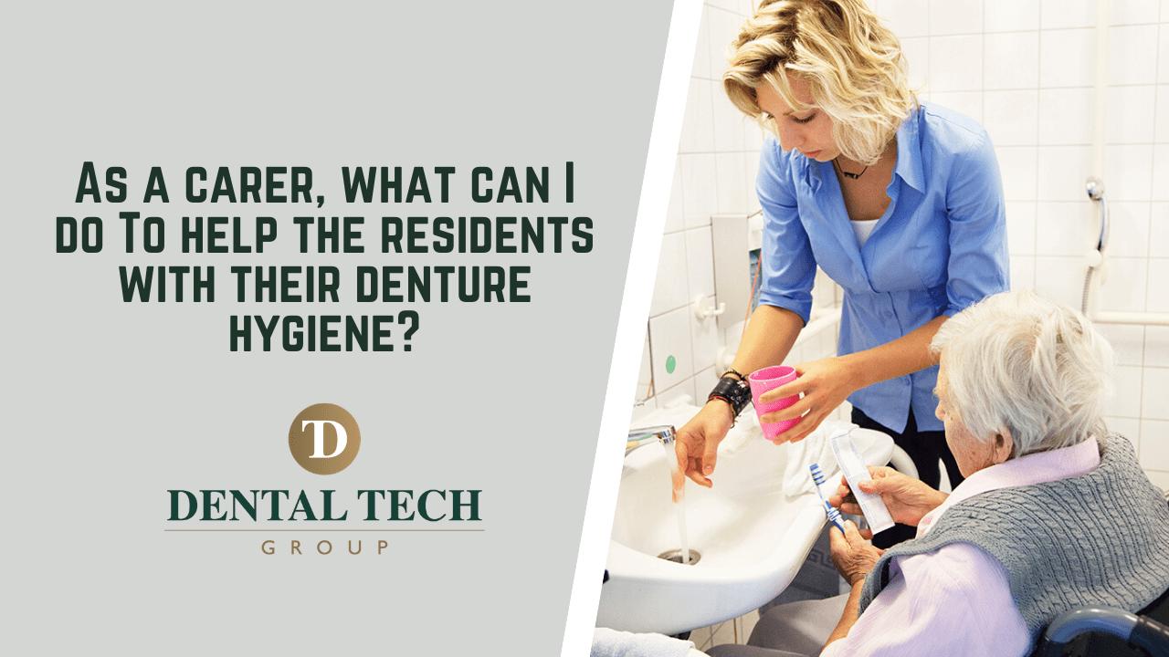 denture hygiene