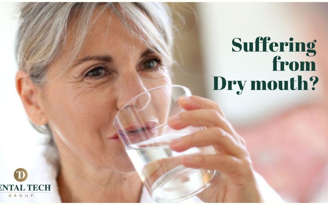 Suffering From Dry Mouth?