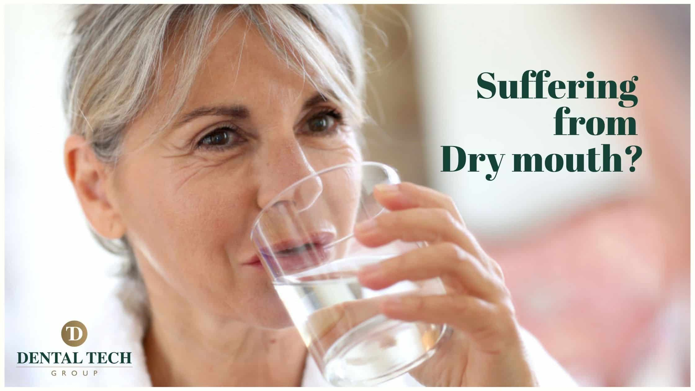 Suffering from Dry mouth_