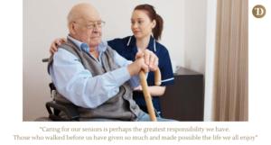Oral care in Nursing Homes