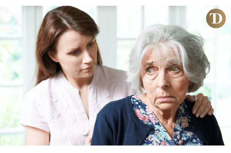 Are my parent's oral care needs being met in a nursing home?