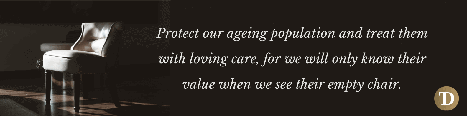 Protect our Aging Population