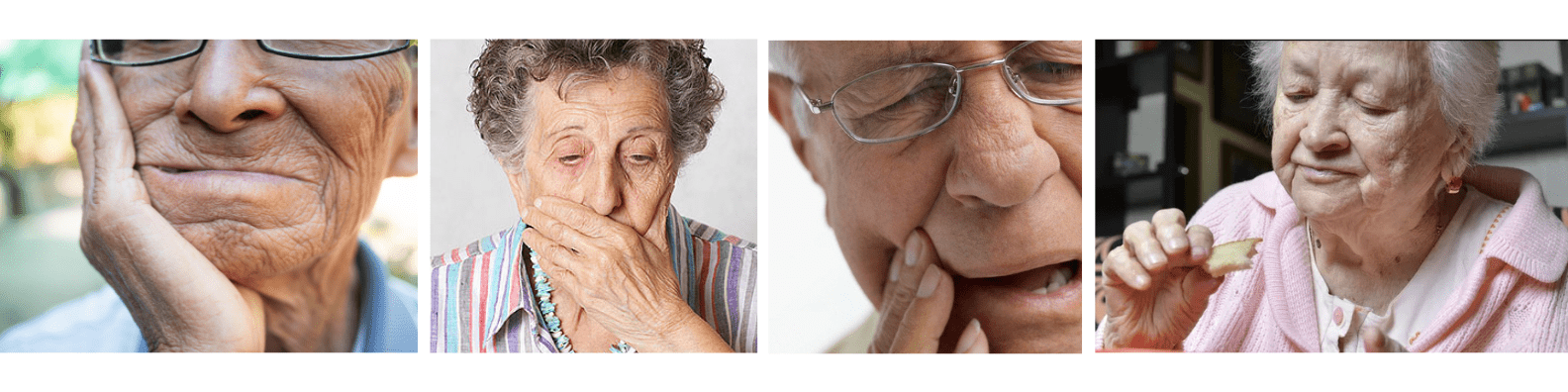Senior dental problems